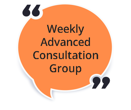 Training Weekly Advanced Consultation Group